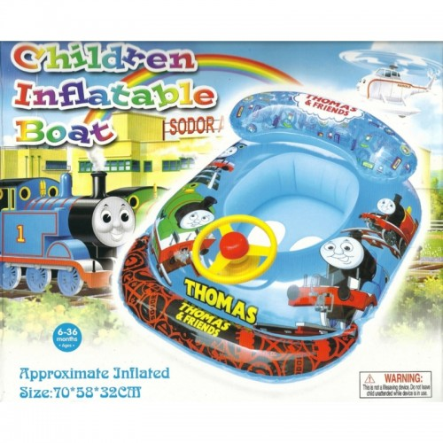 ABC SWIM SEAT THOMAS TRAIN