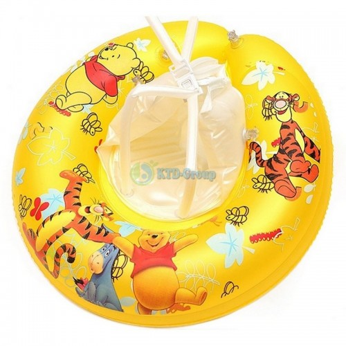 ABC SWIMTRAINER S (6-18KG) YELLOW POOH