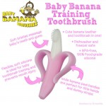 BABY BANANA BRUSH INFANT PINK