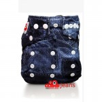 CLOTHCODILE BAMBOO CHARCHOAL DIAPER JEANS