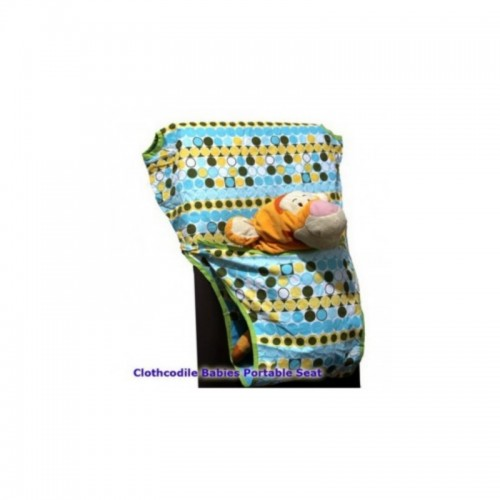 CLOTHCODILE BABIES PORTABLE HIGH CHAIR