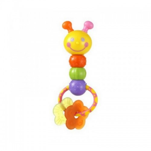KIDSME RATTLE BABY WORM