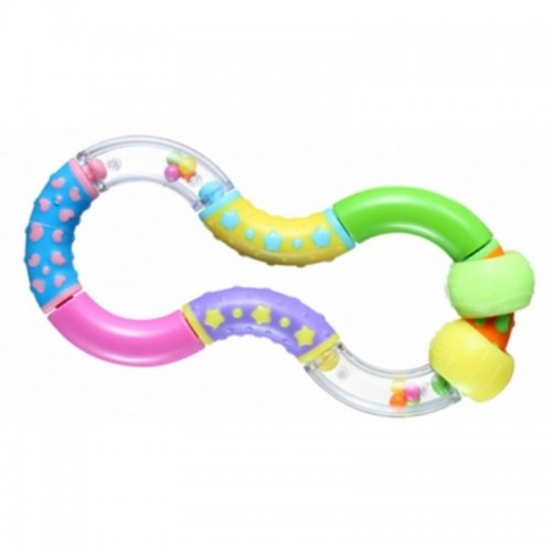 KIDSME RATTLE TWIST RING