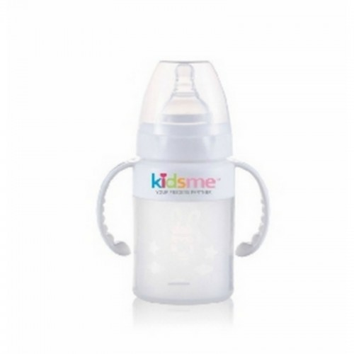 KIDSME MILK BOTTLE SILICONE 150ML