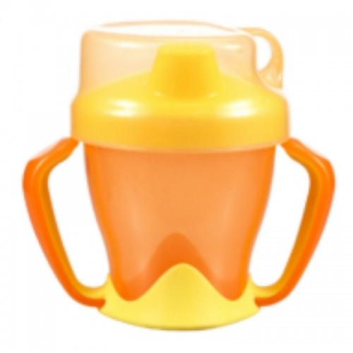 KIDSME NON-SPILL TRAINING CUP WITH HANDLE 180ML