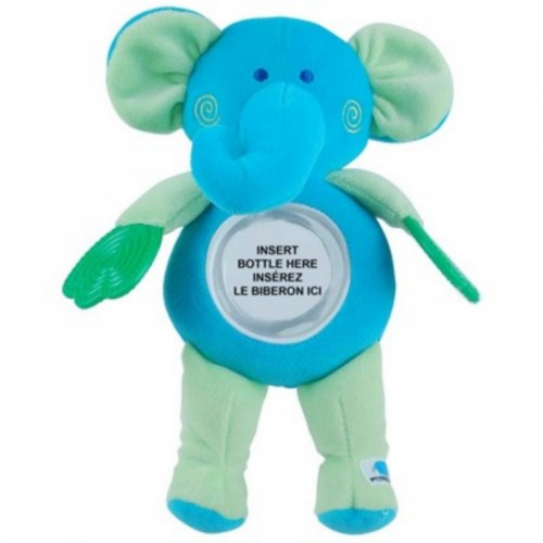 PETITE BABY BOTTLE HOLDER SAFARI ELEPHANT